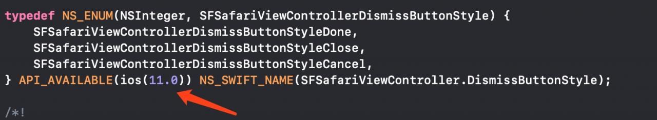iOS开发:SFSafariViewController的用法