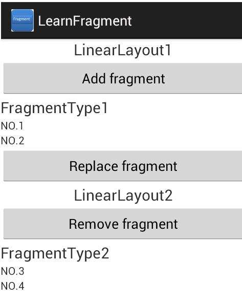Android开发如何管理Activity中的fragments