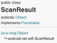 android Wifi开发相关内容