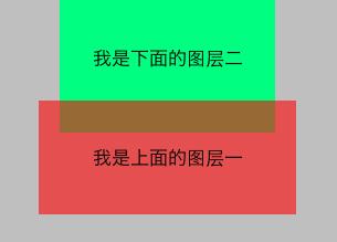 iOS UIView的alpha、hidden和opaque属性之间的关系和区别