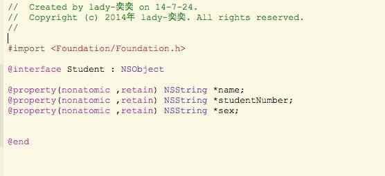 iOS开发NSUserDefaults 简介,使用 NSUserDefaults 存储自定义对象