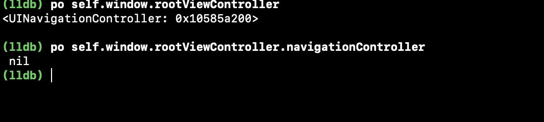 iOS开发didFinishLaunchingWithOptions方法中 Push跳转