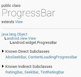 Android之ProgressBar(进度条)和SeekBar(拖动条)