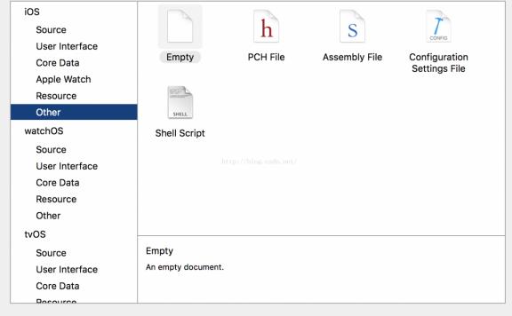 iOS Pch文件如何配置?