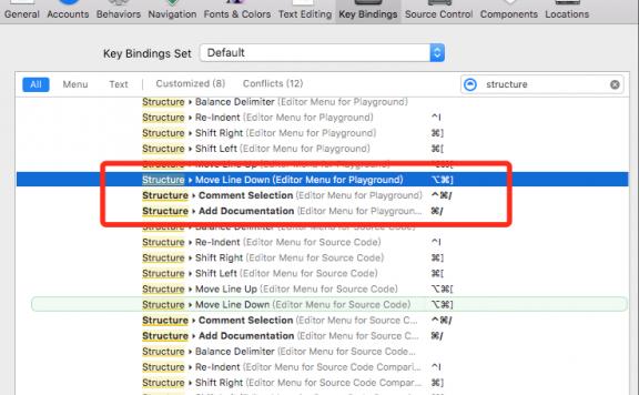 Xcode8系列问题