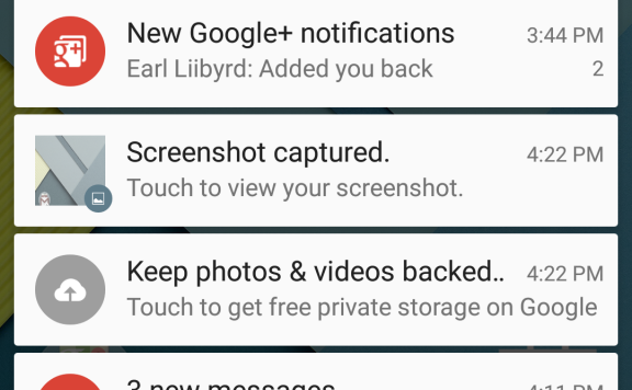 android Notification的使用