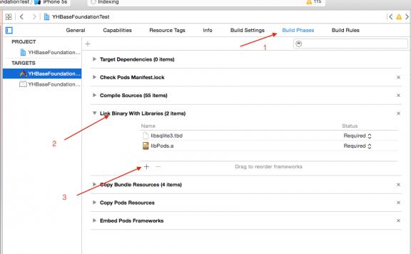使用iOS原生sqlite3框架对sqlite数据库进行操作