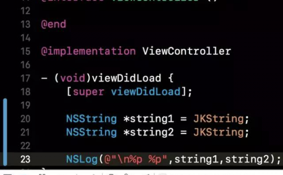 iOS  const、宏、static、extern的关系